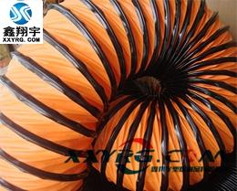 XY-0422按需订制耐高温耐负压伸缩通风排风排烟管