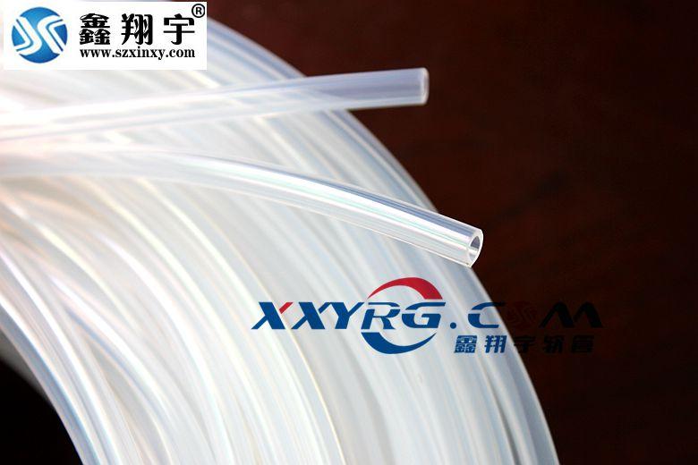 XY-0103 食品级 医用 耐高温 铂金硫化硅胶软管
